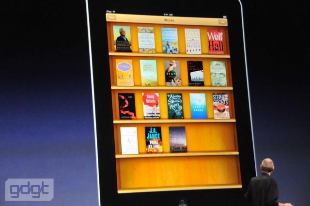 Special Event Apple iPad (billet mis à jour)