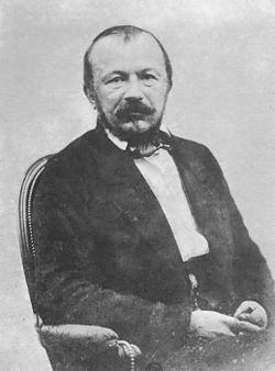 Gérard de Nerval, par Nadar.