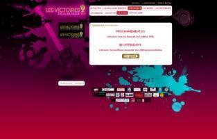 Les artistes en lice pour les Victoires de la musique 2010