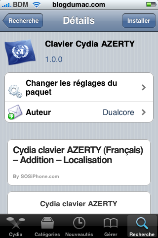 iphone  Top 25 des applications jailbreakées