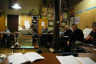 2010 nouvelle année, nouvelle réunion