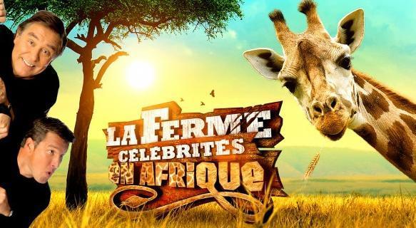 La Ferme Célébrités en Afrique ... c'est parti pour la visite (des) fermes
