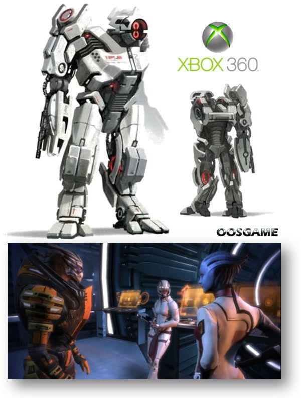 [DLC] Les DLC de Mass Effect 2 disponible avant l'heure (par Kendal)