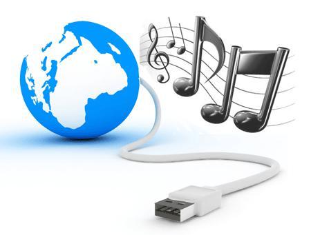 Musique et Internet