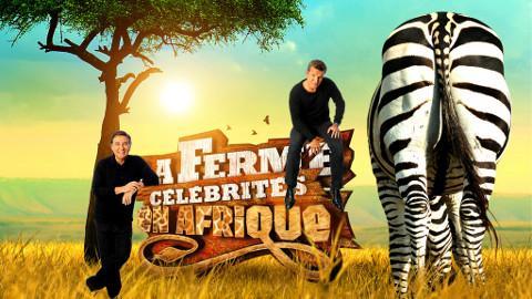 La Ferme Célébrités en Afrique ... les 4 premiers chefs sont ...