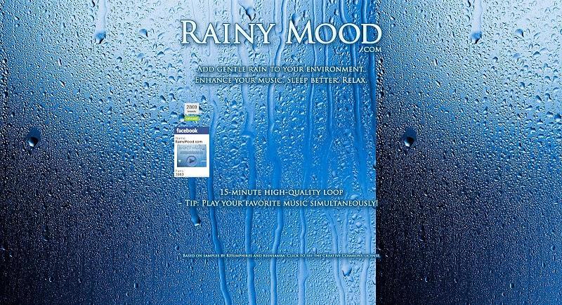 RainyMood Rainstorm Ambiance