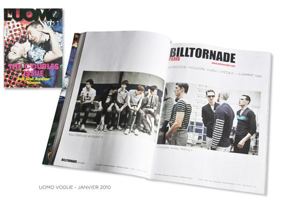 Publication :: BILLTORNADE