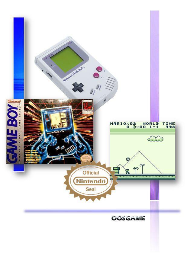 [Retro gaming] GAME BOY NINTENDO, sur le blog déballer.com