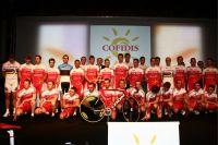 La famille Cofidis au grand complet