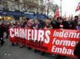 Le chômage en France pour décembre 2009
