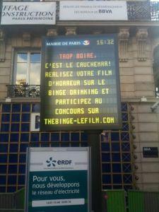 La Mairie de Paris et le marketing alternatif