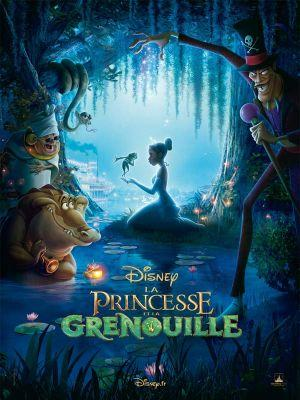 [ciné] La princesse et la grenouille