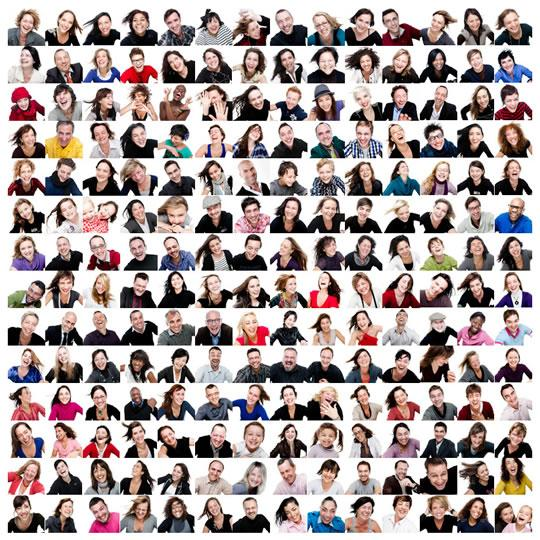 Le « LOL Project » dépasse les 500 portraits sur FACEBOOK