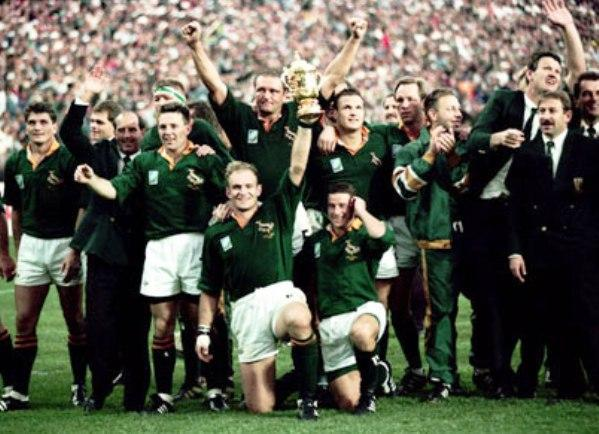 Invictus... Victoire des springboks... 1995