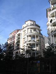 Immeuble, Faubourg de l'Arche