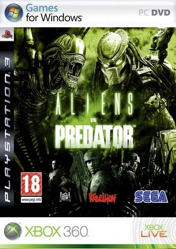 Aliens vs Predator : Fiche du jeu