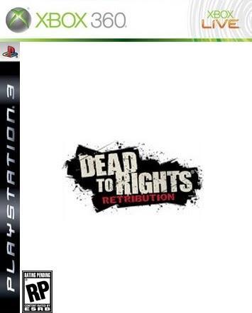 Dead to Rights : Retribution : Fiche du jeu