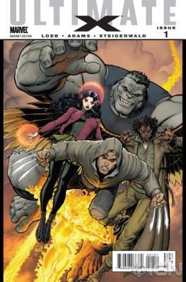 Ultimate Comics X #1 – Preview