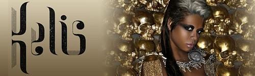 Kelis feat. Baptiste, They Say + Chris Brown feat. Kelis, They Say