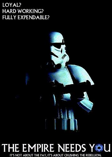 Star Wars : Marine Impériale