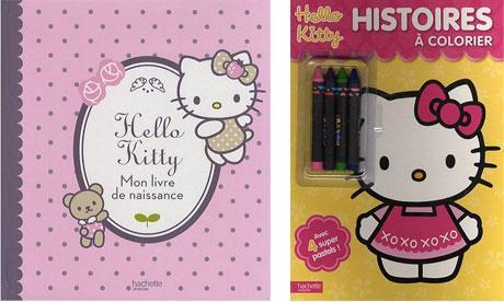 Livres Hello Kitty : Nouveautés du mois en France