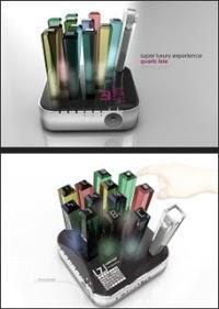 Le Quartz Téléphone by Tao Ma