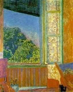 Le front aux vitres comme font les veilleurs de chagrin, Paul Eluard