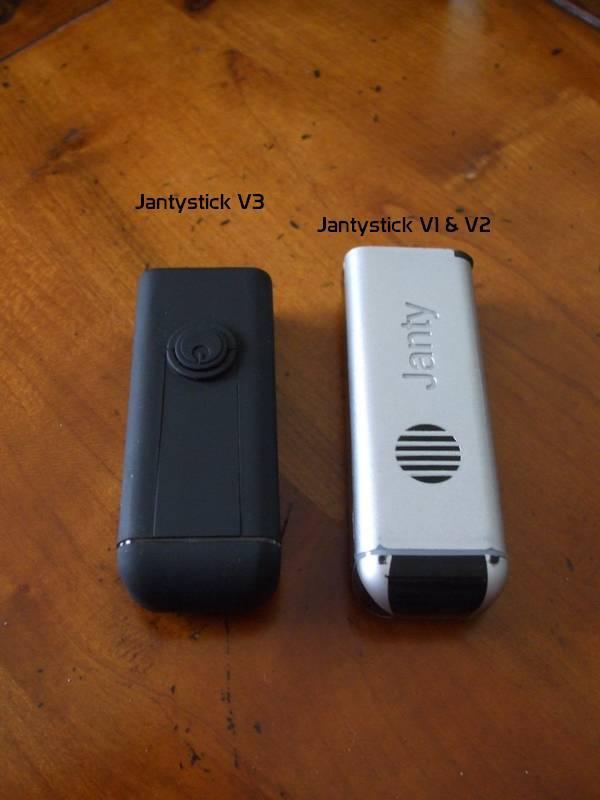 Le Jantystick V3 - test-review