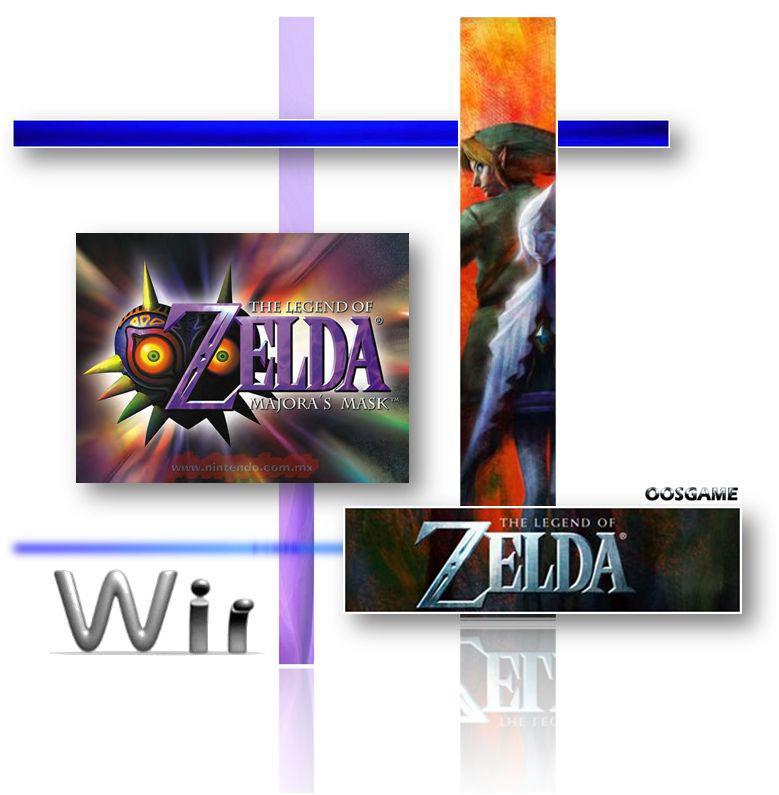 [rumeurs] ZELDA Wii, un air de Majoras Mask dans ce titre? (par Kendal)