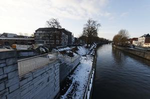 Aménagement du Quai des Salines - Tournai (B)