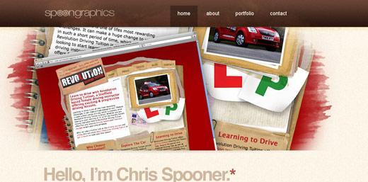 Tendances en matière de design Web pour 2010