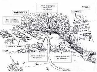 VARGINHA. UN CRASH D'OVNI AU BRESIL - PREMIERE PARTIE - PAR GILDAS BOURDAIS