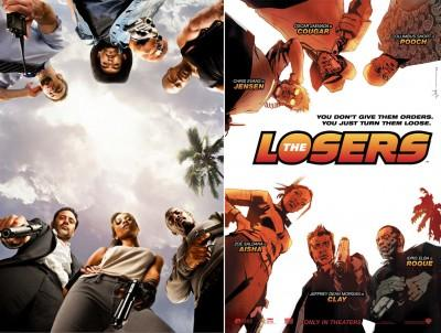 The Losers refont le poster