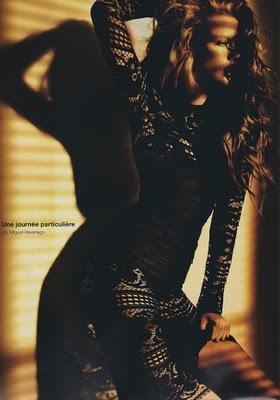 ♥ La sublime Frida Gustavsson pour Numéro magazine ♥