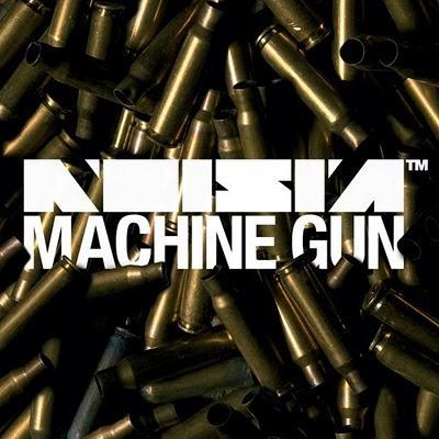 Noisia - Machine Gun Ep (Amon Tobin Remix Download)