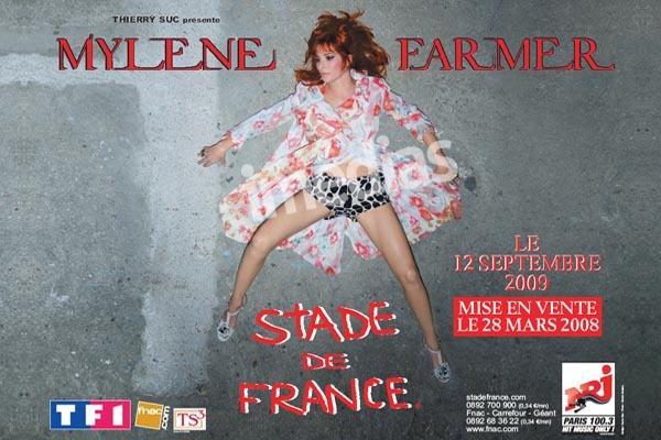 Le DVD live de Mylène farmer … les rumeurs