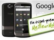 Google Phone disponible France