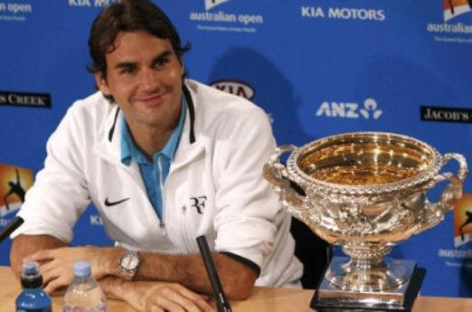 Roger Federer au sommet de son Art !