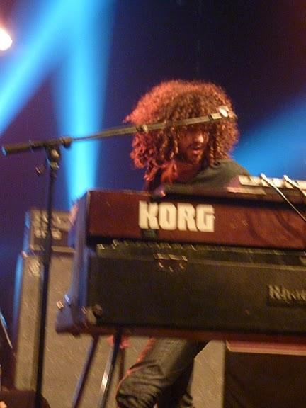 Review Concert : Wolfmother + The Black Angels @ Bataclan 25/01/2010
