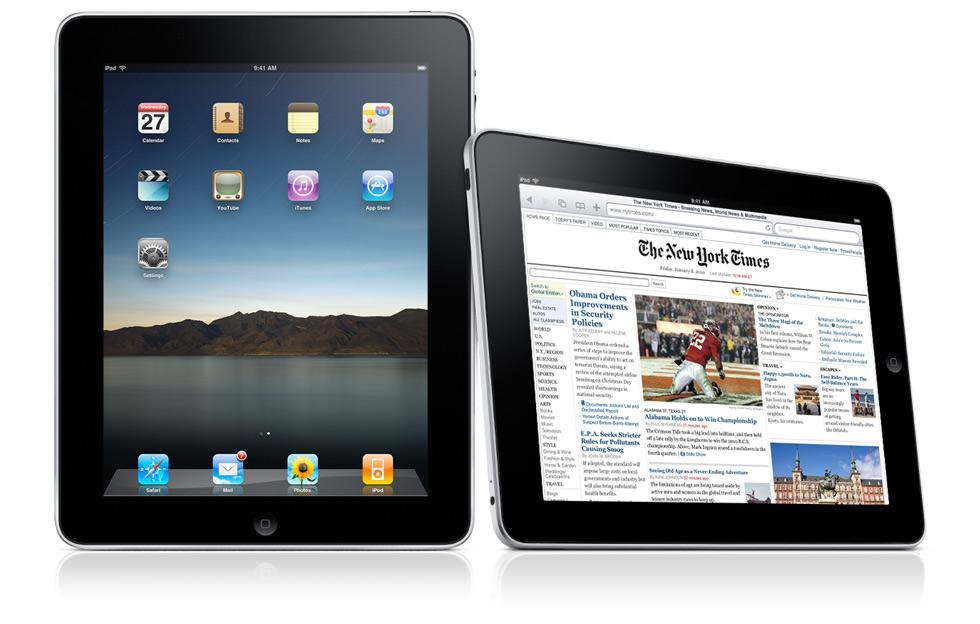 Ce que je pense de l'iPad