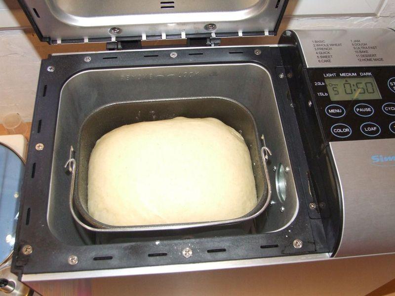 Du pain bénit !
