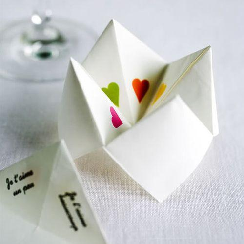 Love origami amour