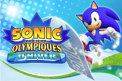 Sonic aux Jeux Olympiques