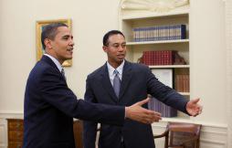 Tiger Woods et la politique de la race