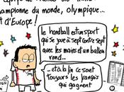 Handball, champion d'Europe, Experts gagner main