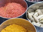 Cuisine vidéo gombos épices indiennes