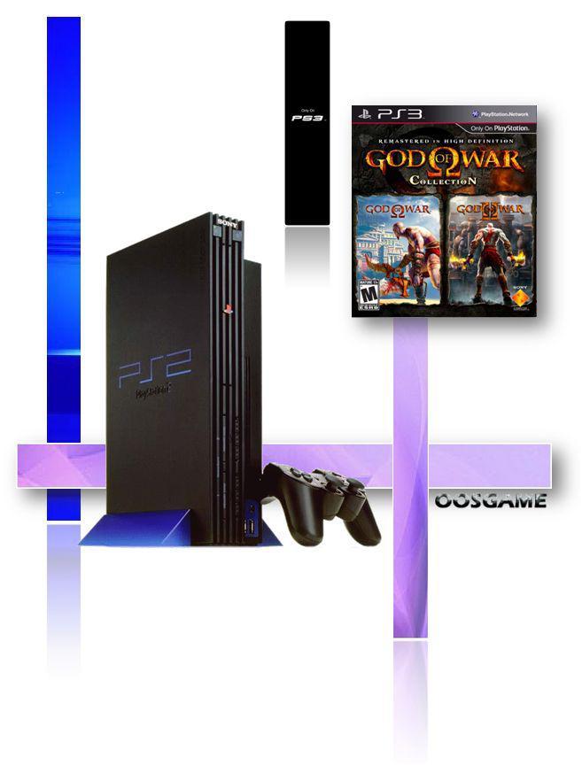 [qq'un qui ma dit] GOD OF WAR II aurait pu être un titre de lancement de la PS3 (par Kendal) ; )