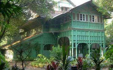 Un musée en Inde dans la maison de Kipling... mais sans lui