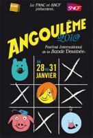 Baru président du Festival d'Angoulême en 2011