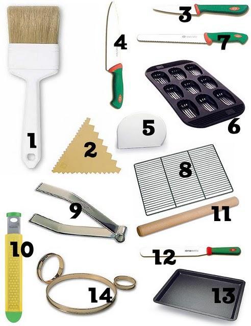 Mat riel obligatoire dans votre cuisine paperblog - Nom de materiel de cuisine ...